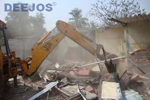 Encroachments - Deejos Engineers