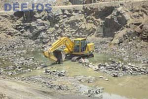 Quarrying - Deejos Engineers