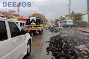 Road Work - Deejos Engineers